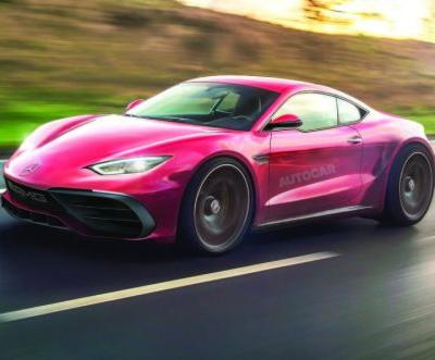 Mercedes-AMG Plotting Two-Seat Coupé and Roadster Models To Rival Porsche Cayman and Boxster