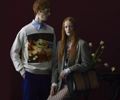 Gucci Launches GucciHallucination Capsule With Artist Ignasi Monreal