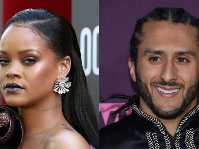 Rihanna May Have Turned Down Super Bowl Halftime Show in Support of Kaepernick