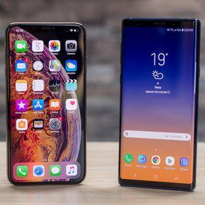 Note 9 vs iPhone XS Max vs LG V40 vs OnePlus 6T best cellular reception tests produce surprise winners