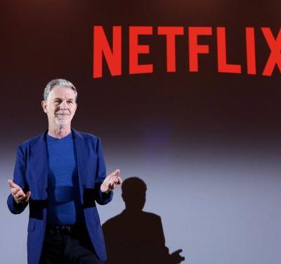 Millennials are buying the Netflix dip ahead of earnings