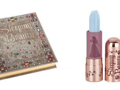 Where To Get Bésame's 'Sleeping Beauty' Makeup Collection, Because It's A Total Dream