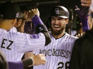 Astros claim AL West title; Rox take over 2nd wild card spot
