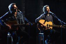 Flight of the Conchords Work Out Messy Family Drama in New Song 'Father & Son' On 'Colbert': Watch