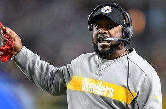 Colin Cowherd wonders why Steelers coach Mike Tomlin is never on the hot seat