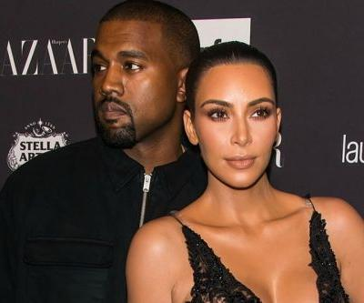 Kanye West's Stock Gift to Kim Kardashian Has Earned Over $30,000 USD