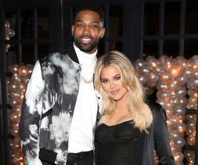Khloé spends Father's Day with Tristan Thompson
