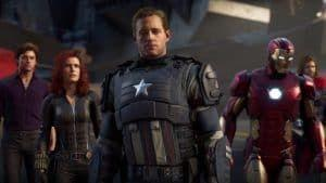 12 Minutes Of Marvel's Avengers Gameplay Footage Has Leaked