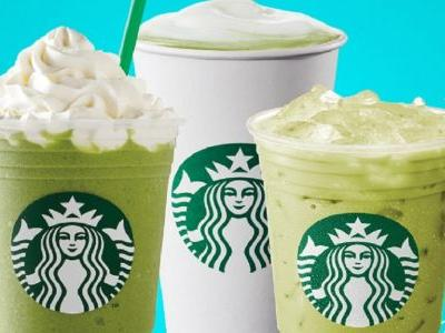 What's In The Shamrock Tea At Starbucks? This Secret Menu Sip Is A Twist On A Matcha Latte