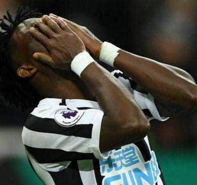 Newcastle set new unwanted record as St James' Park struggles continue