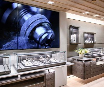 David Yurman, celebrity jeweler, opens New York City flagship store