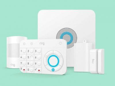 The Ring Alarm system for the home is on sale now