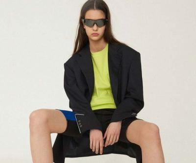 """ADER error Continues Relaxed Silhouettes for SS19 """"Arrow"""" Collection"""