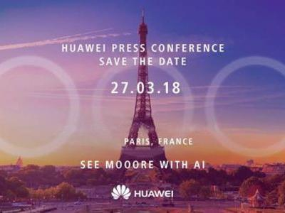 Huawei P20 Plus May Feature 4,000mAh Battery
