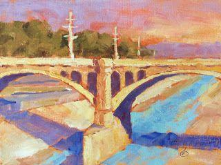 L.A. RIVER by TOM BROWN