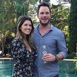11 Times Chris Pratt and Katherine Schwarzenegger Were Just Really Cute Together