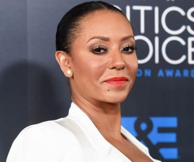 Mel B recalls suicide attempt with painkillers in new book