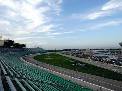 What time does the NASCAR race start today? TV schedule, channel for Kansas race