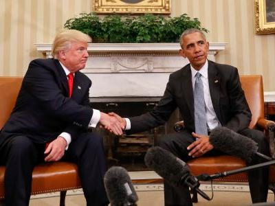 'He is a symptom, not the cause': Obama takes direct aim at Trump for the first time since leaving office