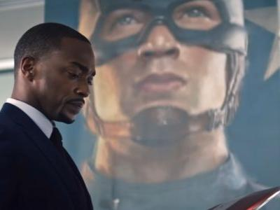 New Falcon and The Winter Soldier images give us a closer look at what's next after WandaVision