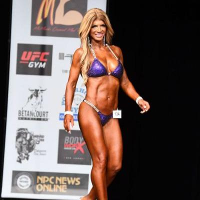 Really Ripped: RHONJ's Teresa Giudice Flexes Her Buns Of Steel For Fitness Competition