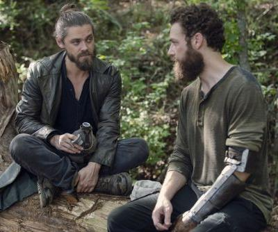 'The Walking Dead's' Tom Payne hints he may appear again on the show after getting killed off