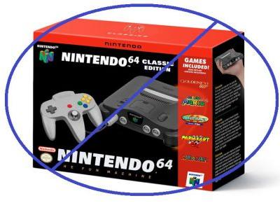 Nintendo's Reggie Fils-Aime dashes hopes of an N64 Classic anytime soon