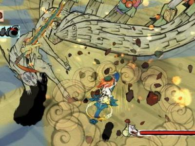 Okami HD is Now Available For All Platforms
