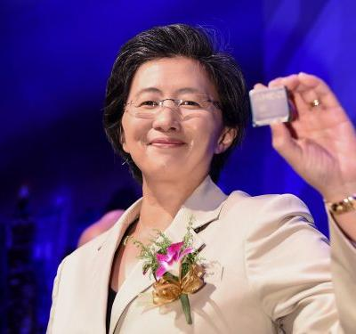 AMD drops after report says Intel could ramp up production of its 10-nanometer chips sooner than expected