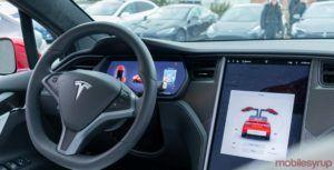 Elon Musk says YouTube is coming to Tesla's dashboard