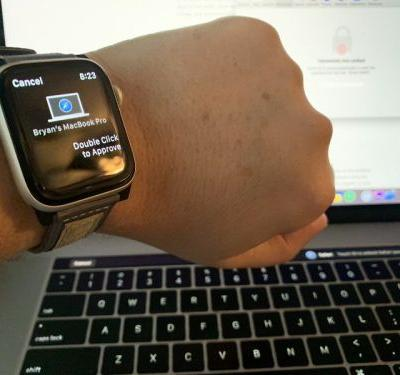 Here's how Approve on Apple Watch works in macOS Catalina and watchOS 6