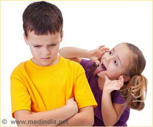 Close Sibling Bond Protects Against Stress When Mom and Dad Fight