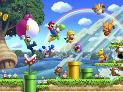 New Super Mario Bros U might get a Switch re-release