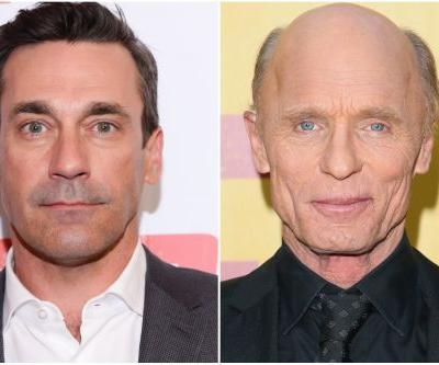 Jon Hamm, Ed Harris join Tom Cruise's 'Top Gun: Maverick'