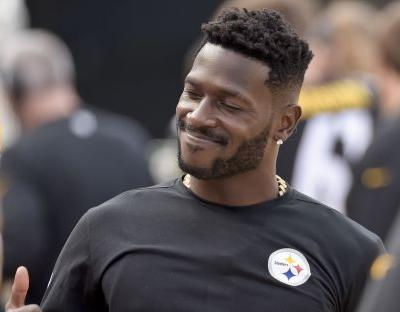 This 'pissed off' Antonio Brown is a huge Steelers relief