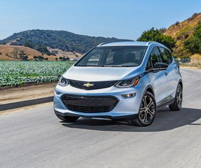 GM's CEO announced that batteries of the Bolt will be made in the US because the Chevy electric car is more popular than expected
