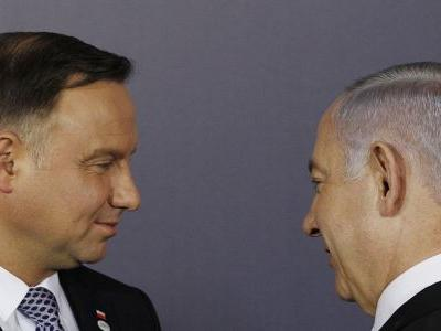 Uproar over Poland comments lingers for Israel's Netanyahu