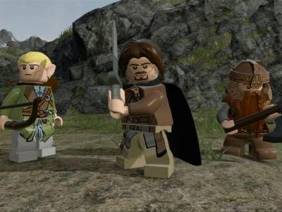 LEGO Lord of the Rings and The Hobbit have been delisted from digital stores