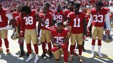NFL Players Union Files Grievance Challenging League's National Anthem Policy