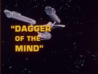 Agony Booth review: Star Trek: Dagger of the Mind (1966)