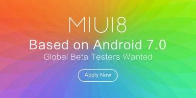 Xiaomi Looking For Beta Testers For Nougat-Based MIUI 8 OS
