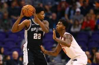 Spurs hold off Suns for 104-101 win in Phoenix