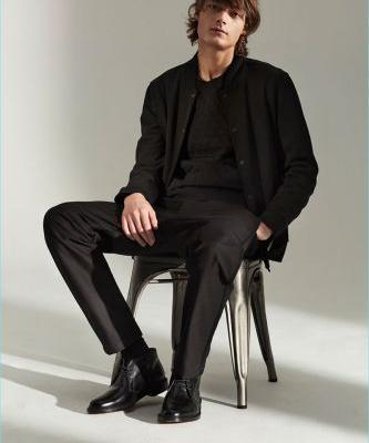 In a New Light: Club Monaco Embraces Clean Lines