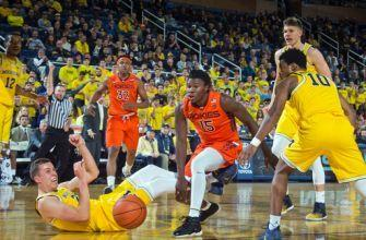 Virginia Tech rallies for 73-70 win over Michigan