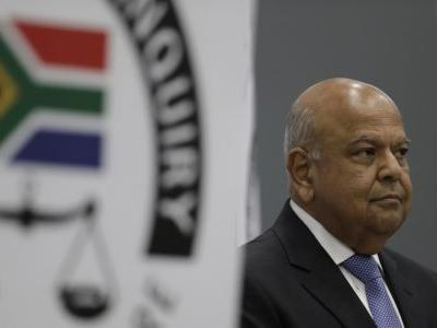 South African minister notes worry about graft prosecutions