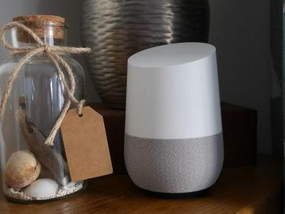 Here's more evidence a Google Home with a screen is on the way