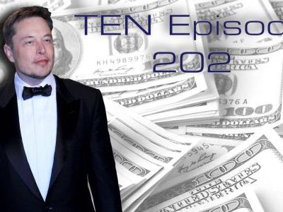 Elon's Pay Packet, Slow LEAF Charging, Self-Driving Fatality - TEN Episode 202
