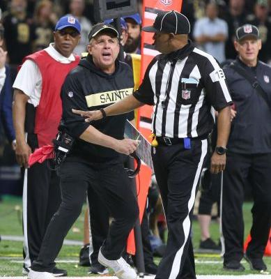Opinion: NFL must make changes to address its latest officiating mess