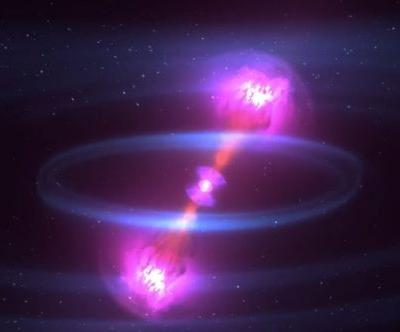 Scientists Decode the Origin of Universe's Heavy Elements in the Light from a Neutron Star Merger