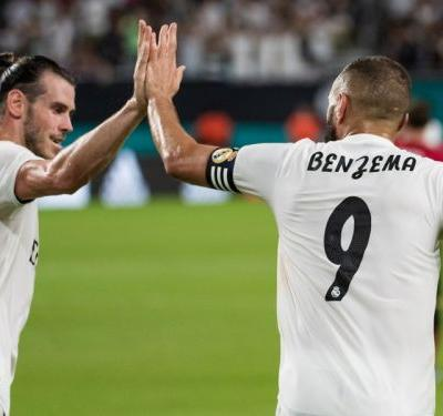 How Real Madrid will line up in 2018-19